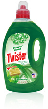 Twister tekutý prací gel Power Care