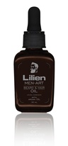 Lilien MEN-ART Beard & Hair Oil - White