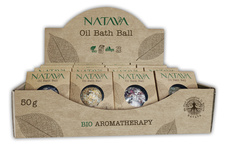 Natava Oil Bath Ball carton box