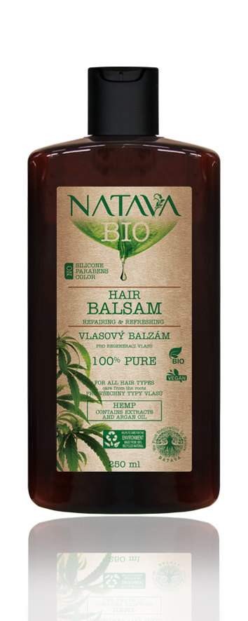 8596048006545 Natava Hair Balsam Hemp